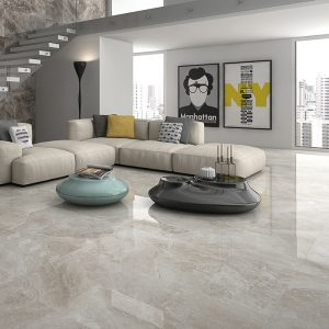 Catalan Ivory porcelain marble effect tiles Pp opt