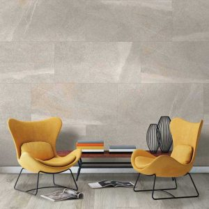 Lucca Linen stone effect porcelain tiles Room PP opt
