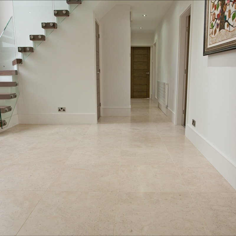 limestone kitchen floor moleanos honed limestone tiles from alistair mackintosh 3804