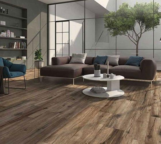 Wood Effect Porcelain Tiles