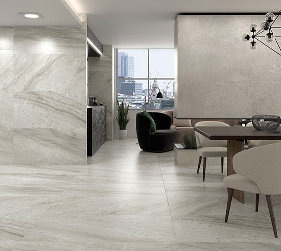 Contemporary Stone Effect Tiles