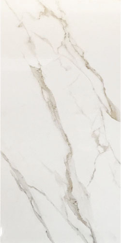 Calacatta bookmatched tile 4
