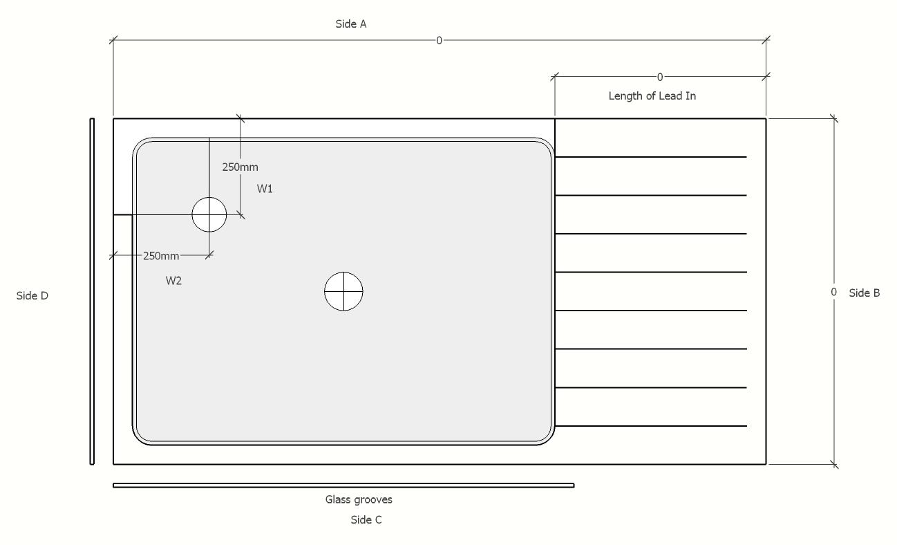 lead in shower tray web