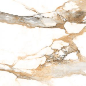 Arezzo Gold marble effect porcelain tile