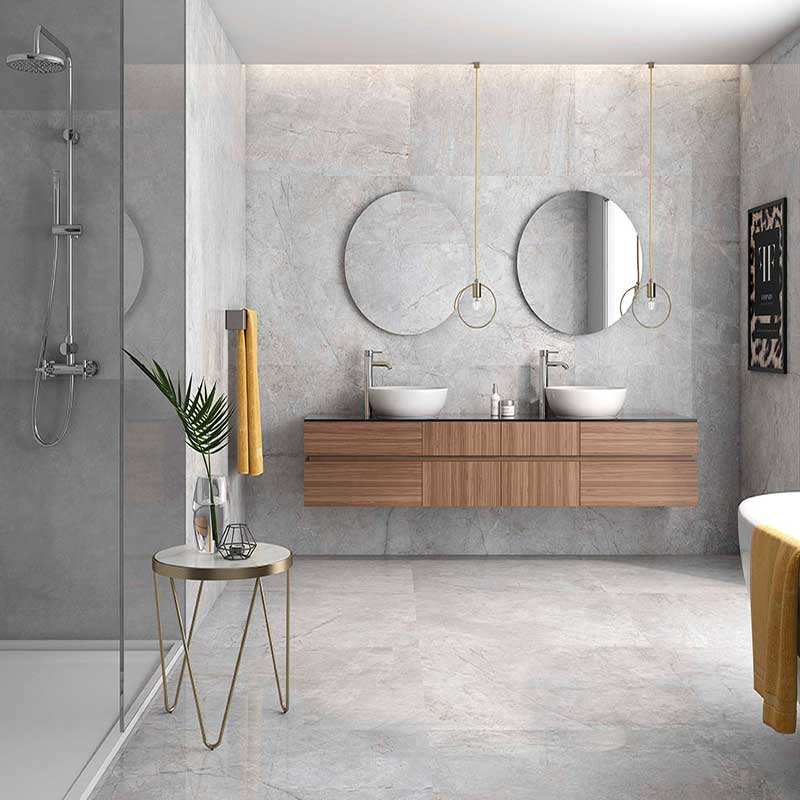 Madrid Perla Polished Stone Porcelain Tiles From Alistair