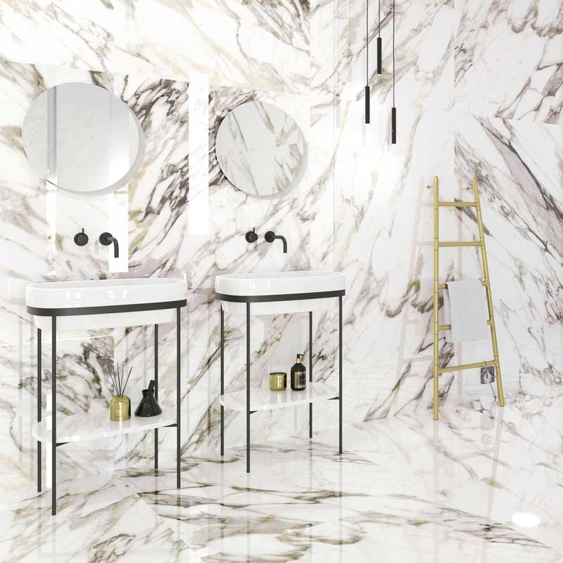 Casano 600 x 1200mm tile Bathroom opt