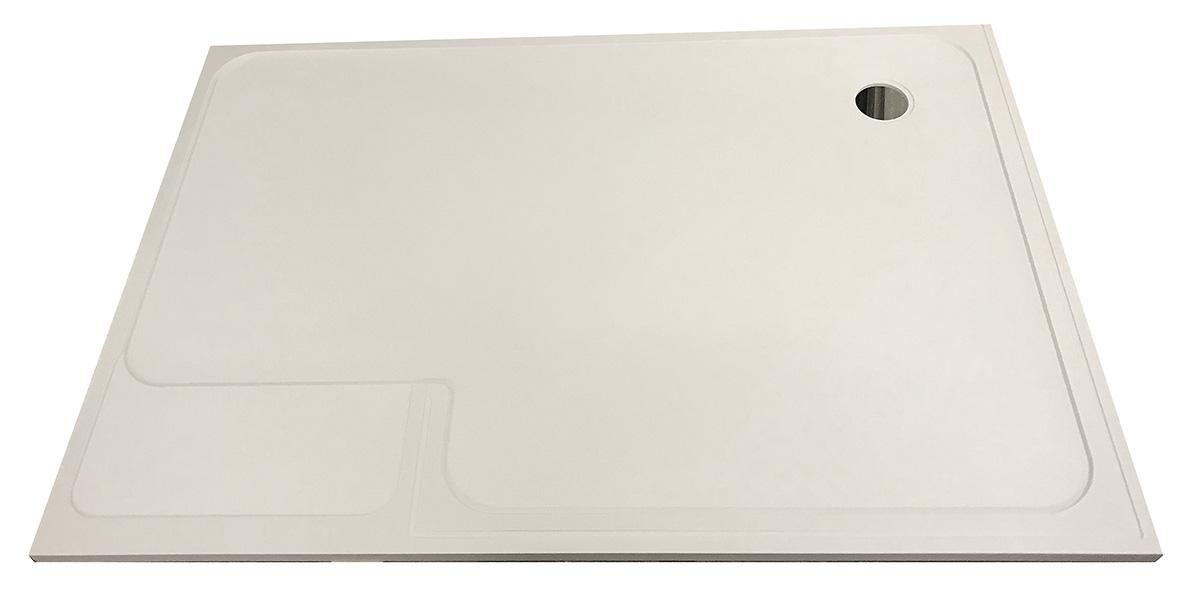 Bespoke shower tray 2