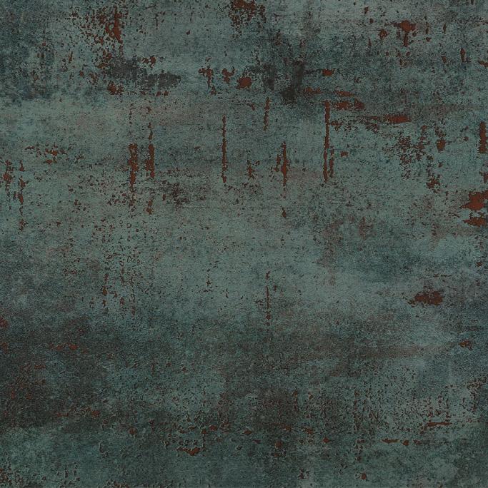Metallic Aqua tile