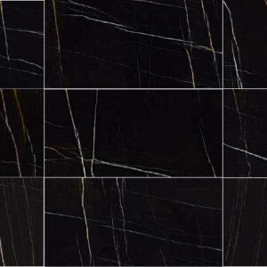 Moreau Black tiles