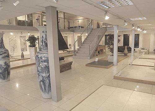 Birmingham showrooms